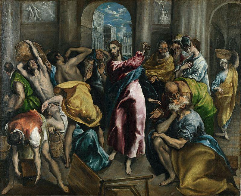 エルグレコ神殿から商人を追い払うキリスト.jpg